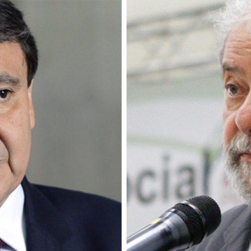 Lula citou na quinta-feira o nome de Wellington Dias como sendo uma das opções para 2018