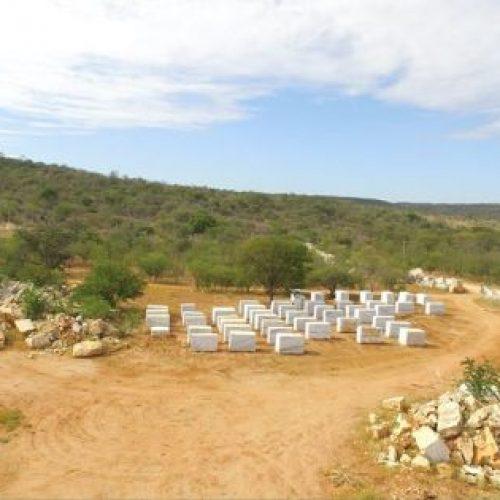 Professor realiza estudo para aproveitamento de resíduos do mármore exportado em Pio IX