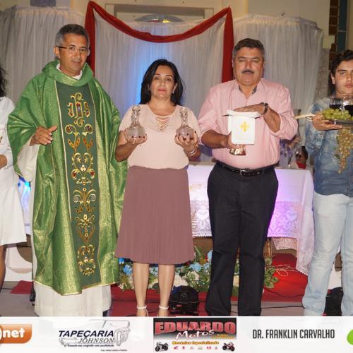 FOTOS | Missa em Ação de Graças pelos 63 anos de emancipação de Simões