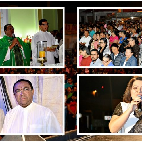 Missa e Show unem povo católico no 52º festejo de São Cristóvão em Marcolândia-PI; veja fotos