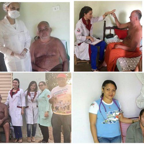 Saúde de Alegrete expande visitas e leva atendimentos médicos, de odontologia e fisioterapia na casa dos pacientes