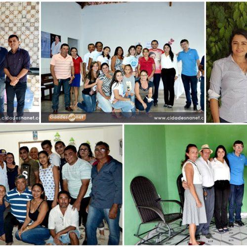 Presidente do PV no Piauí percorre o estado para fortalecer o partido com vista às eleições de 2018