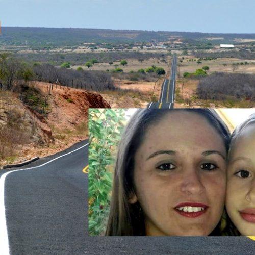 Tragédia em Vila Nova do Piauí: sepultamento de mãe e filha será às 15h desta sexta-feira