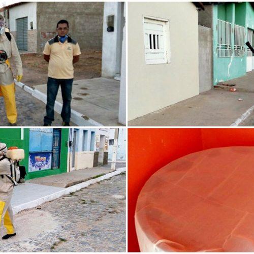 FRONTEIRAS | Vigilância em Saúde reforça ações de monitoramento e combate à febre chikungunya e dengue