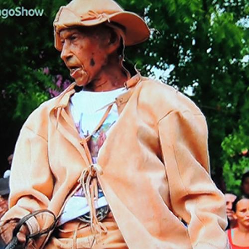 Vaqueiro piauiense mais velho do Brasil morre no HUT; caiu do cavalo em acidente