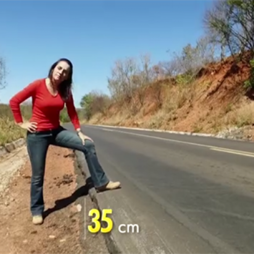 Bom Dia Brasil destaca situação da rodovia da morte no Piauí