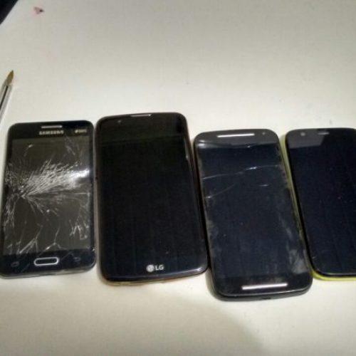 Dupla é flagrada com moto furtada e celulares roubados em Picos