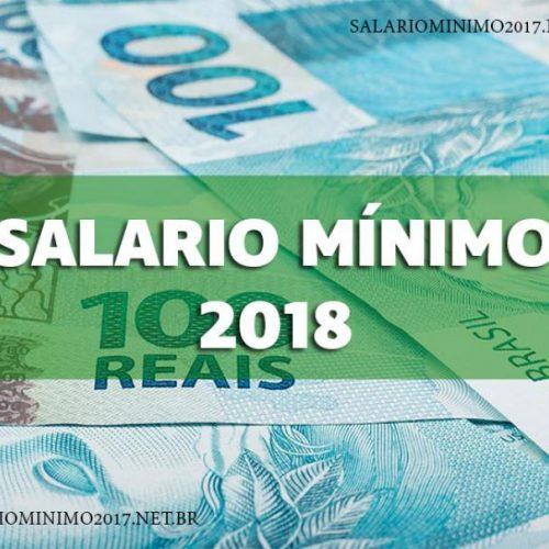 Salário mínimo será de R$ 979 a partir de 1º de janeiro do ano que vem