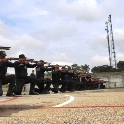 Sejus investe R$ 3 mi em armas e munições para segurança de presídios