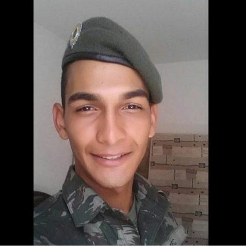 Soldado morto após tombamento de caminhão do exército, no interior do Piauí, é identificado