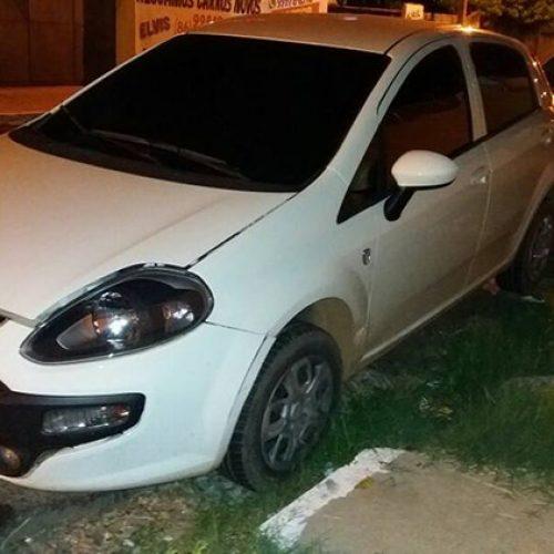 Preso no Piauí suspeito de roubar carro um dia após fuga de presídio