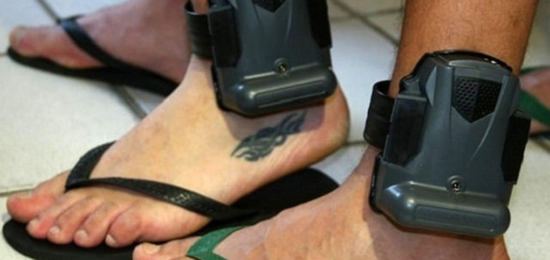 Presos devem custear a própria tornozeleira eletrônica no Piauí