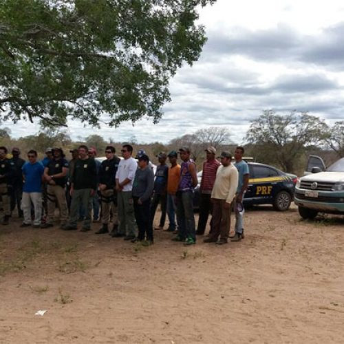 PRF faz operação e constata 25 trabalhadores em situação degradante no Piauí