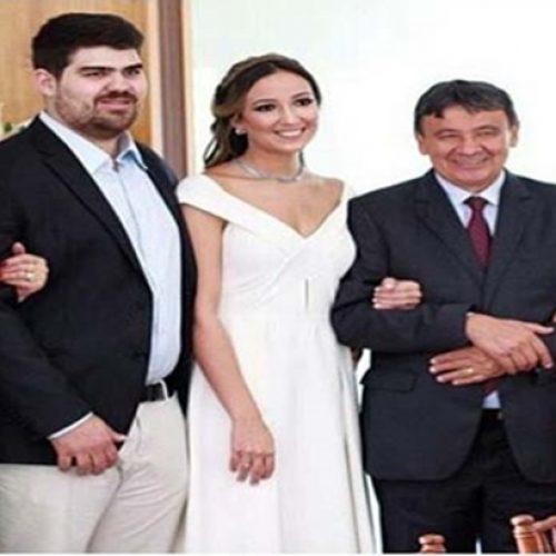 Filha do governador Wellington Dias se casa em Brasília