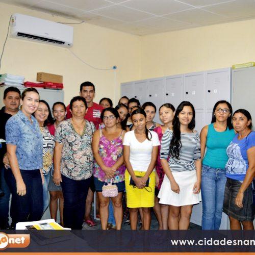 Vinte e cinco novas famílias ingressam no programa Bolsa Família em Francisco Macedo e totalizam 493 benefícios