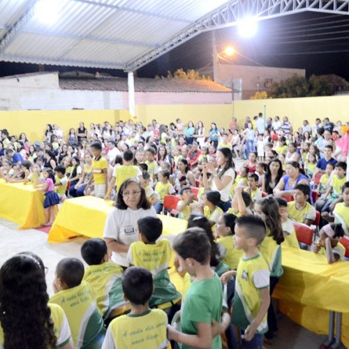 Fotos | Culminância do Projeto Sarau de Poesias na Escola José de Moura Leal, em Belém do Piauí