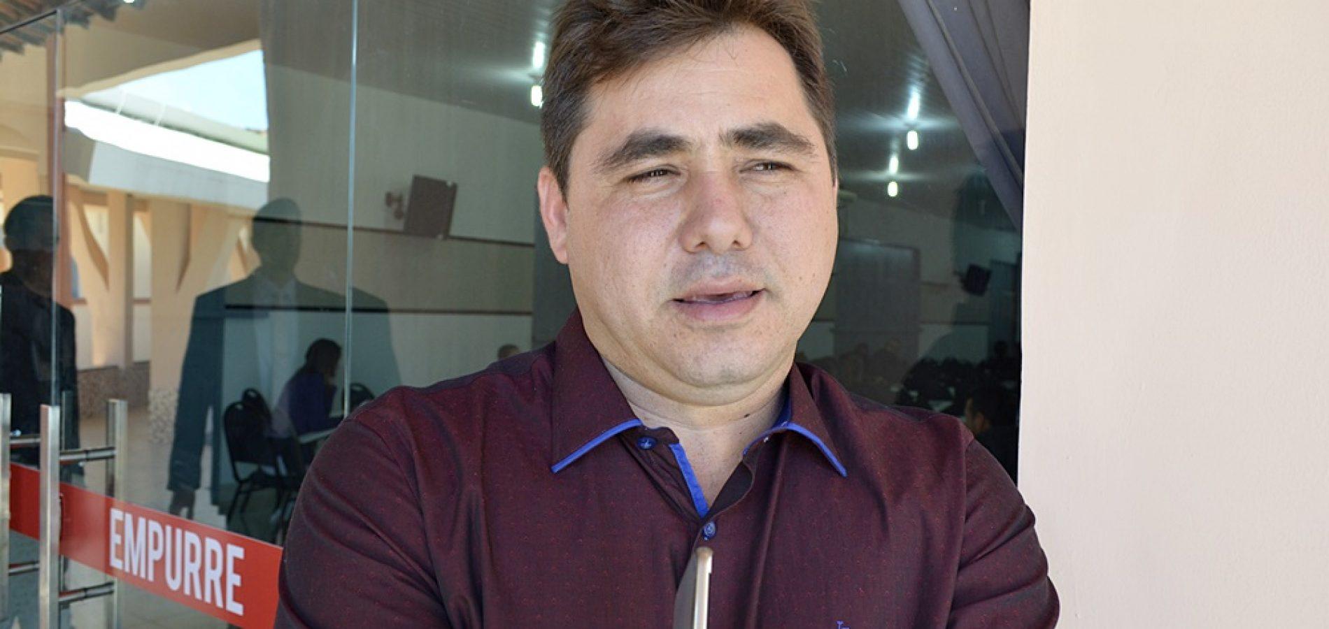 Sindicalista, prefeito de Padre Marcos fala sobre a reforma da previdência e os direitos dos trabalhadores rurais