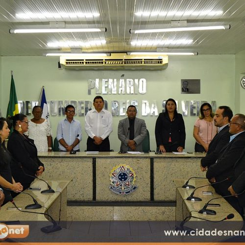 Sessão Solene abre o 2º período do ano legislativo na Câmara de Jaicós