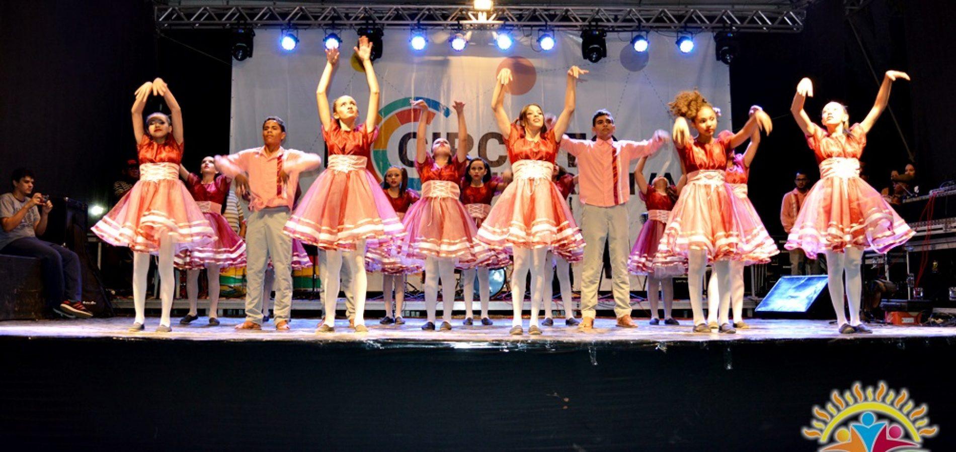 Grupo AJA de Vila Nova do Piauí participam do II Circuito Cultura Viva em Cristino Castro; veja fotos