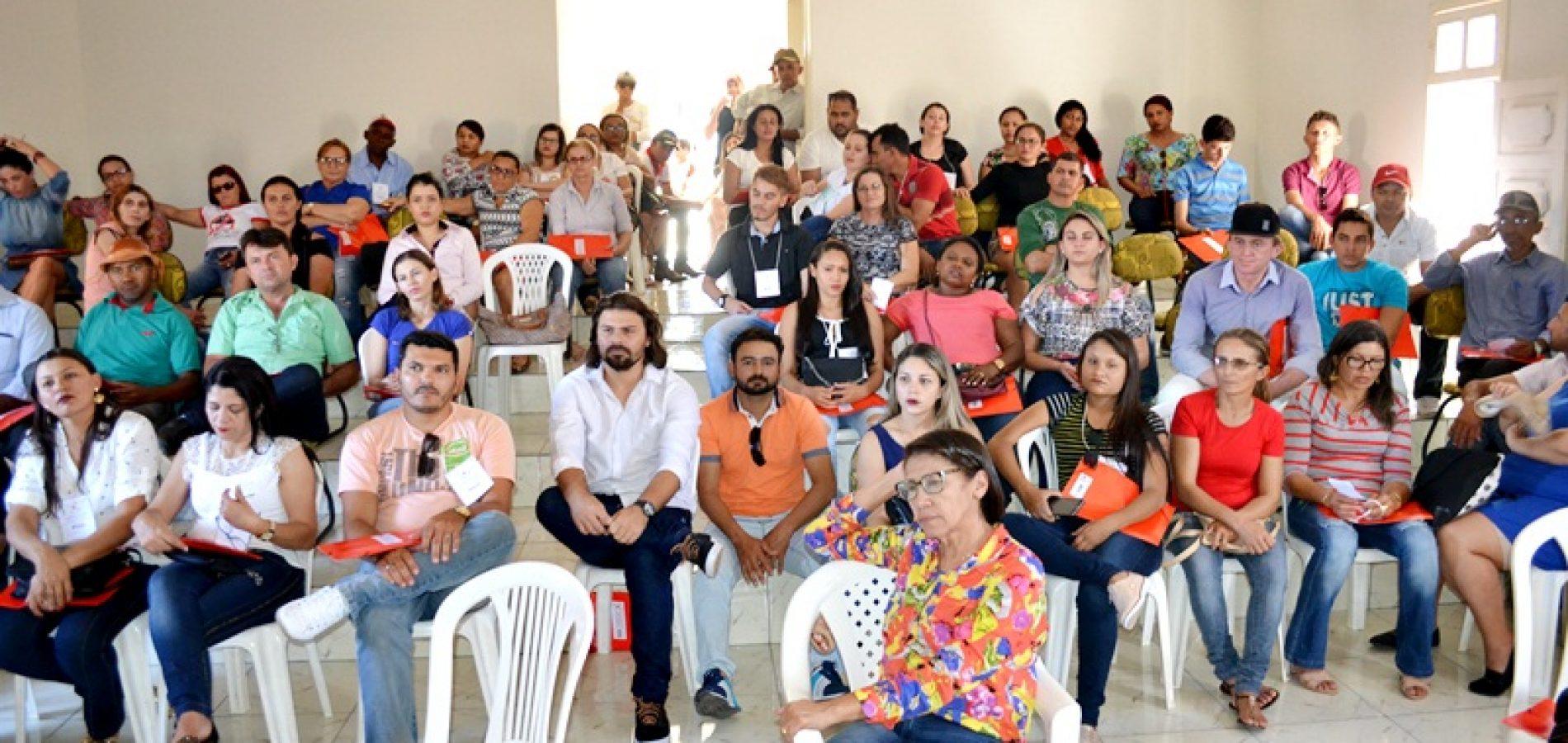 Conferência discute melhorias para a Saúde em Jacobina do Piauí; veja fotos