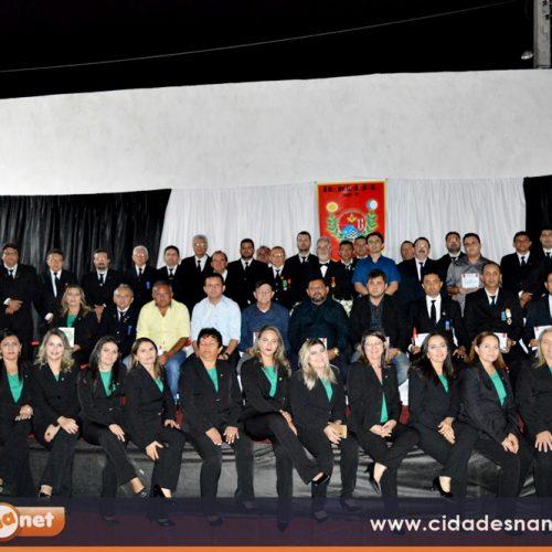 PADRE MARCOS | Loja Maçônica celebra 6 anos de fundação, inaugura sala de leitura e entrega comendas de reconhecimento; veja fotos