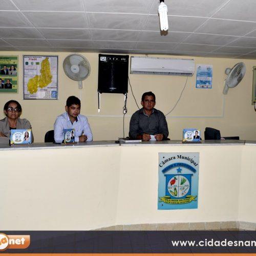 Vereadores de Vila Nova do Piauí retomam os trabalhos legislativos do segundo semestre; veja