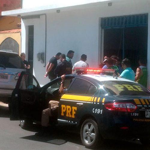 Fugitivo de presídio no Ceará é preso pela PRF no Piauí