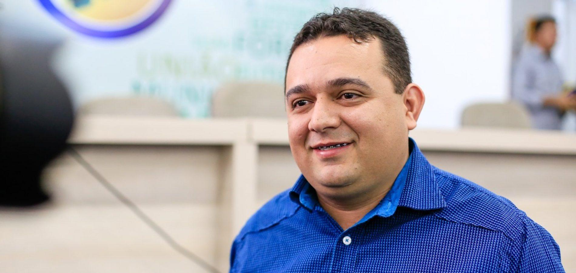 Prefeito Toninho anuncia a primeira atração do aniversário de Caridade do Piauí