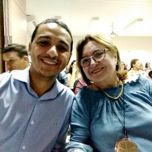 FRONTEIRAS | Secretária de Educação e nutricionista participam de formação sobre alimentação escolar, em Valença