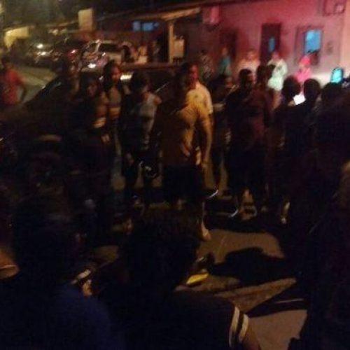 Homem é arremessado por cima de carro em acidente no Piauí