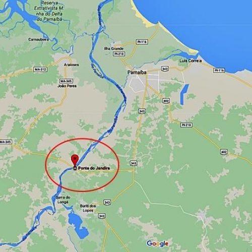Adolescente de 16 anos morre e três ficam feridos em acidente entre os Estados do Piauí e Maranhão