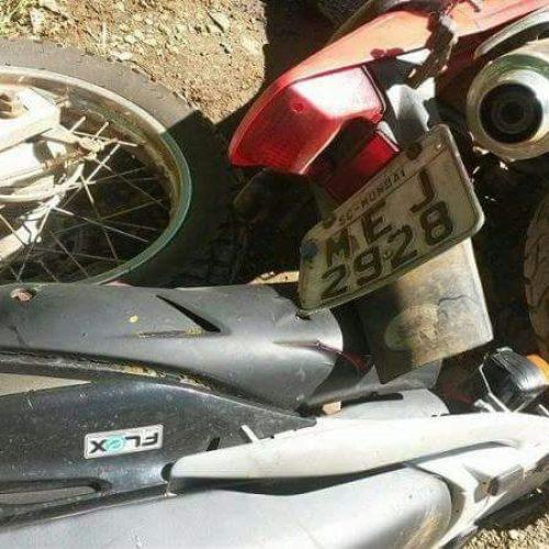Colisão entre duas motocicletas deixa uma pessoa morta no interior do Piauí