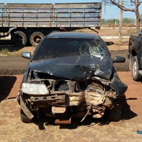 Motorista abandona veículo após causar acidente com morte em Picos