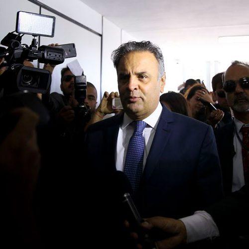 Janot volta a pedir ao STF prisão do senador Aécio Neves