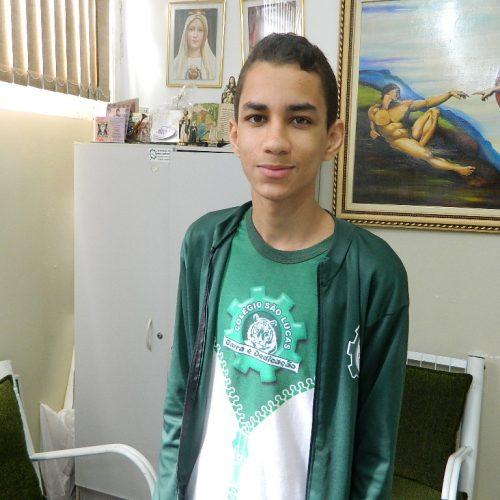 Aluno da cidade de Picos vai representar o Brasil durante intercâmbio em Israel