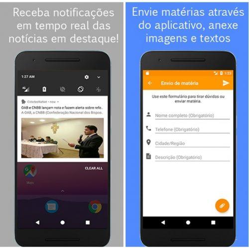 Portal Cidades na Net lança aplicativo e facilita acesso ao conteúdo jornalístico