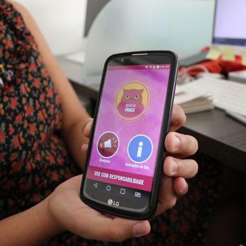 Aplicativo acelera denúncia de violência a contra mulher no Piauí