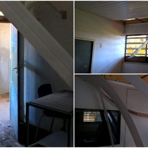 Ladrões arrombam e furtam objeto de sala de mídia em escola pública no Piauí