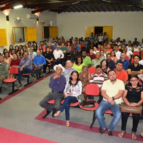 Audiência Pública discute melhorias na área da segurança pública em Monsenhor Hipólito