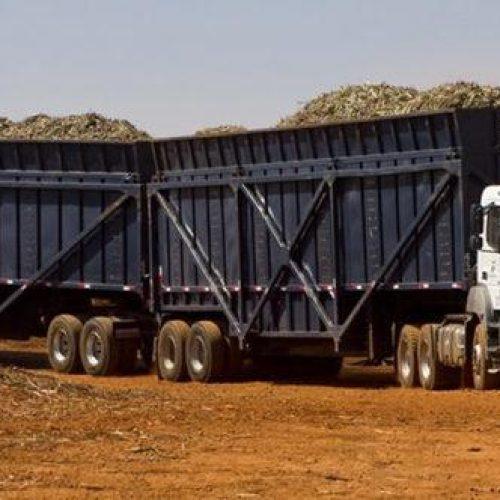 Criminosos armados roubam caminhão no Piauí
