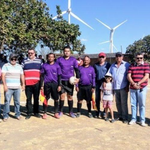 Prefeitura de Simões incentiva prática do esporte com a realização de Campeonato na zona rural
