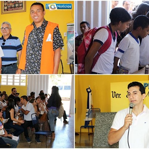 Secretaria Estadual de Saúde realiza oficina de combate ao Aedes aegypti e enfrentamento da microcefalia em Campo Grande do Piauí
