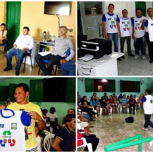 Prefeitura de Belém do Piauí desenvolve programa de Educação Ambiental e Coleta Seletiva