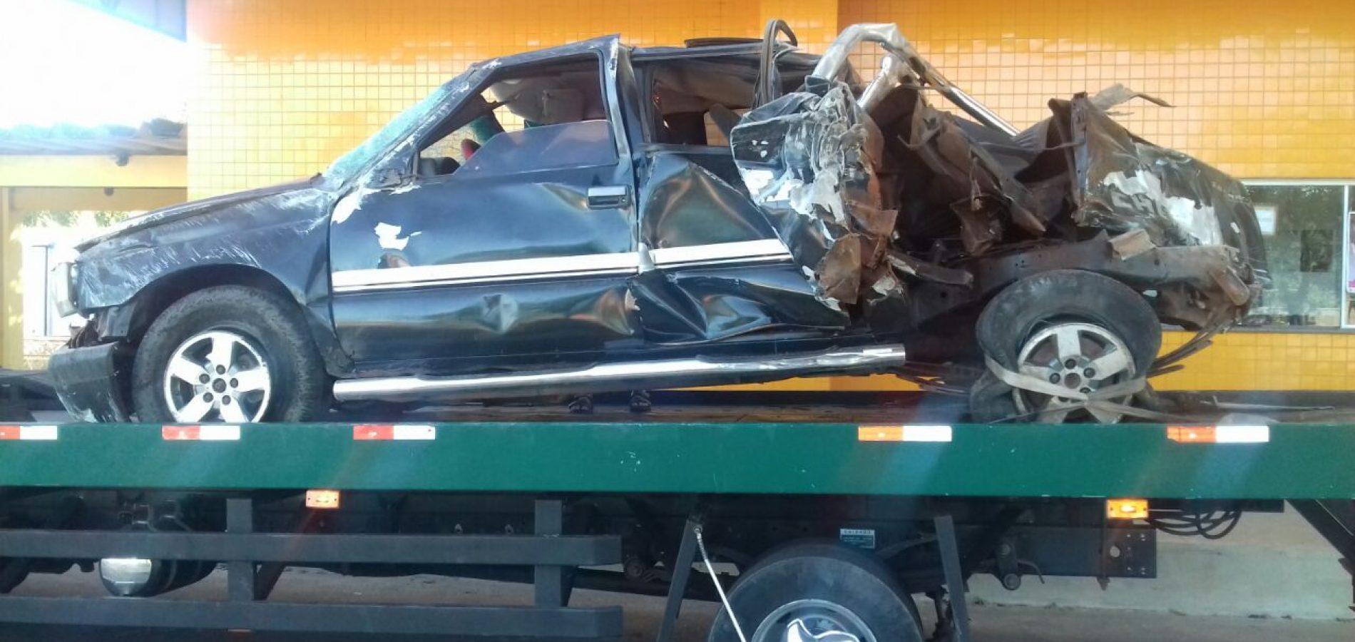 Homem morre após ser atropelado por ônibus no Piauí