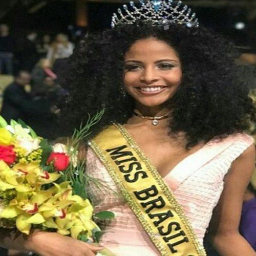 Piauiense Monalysa Alcântara é eleita Miss Brasil 2017; veja fotos