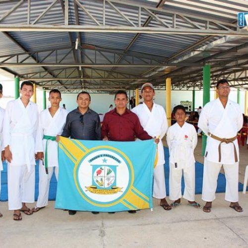 I Copa de Karatê Interestilos é realizada em Campo Grande do Piauí