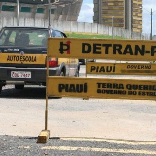 Detran divulga calendário de exames práticos em Fronteiras, Paulistana e mais 5 cidades
