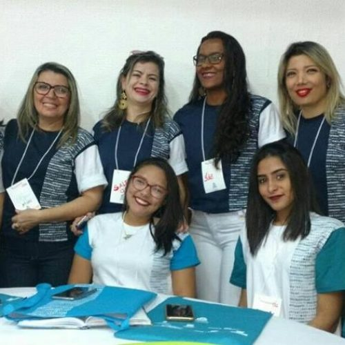 MASSAPÊ | Diretora e alunos participam de 'Diálogos sobre Gestão Escolar' em Teresina