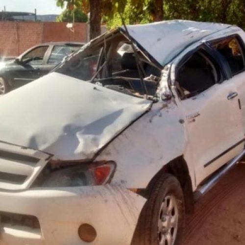 Ex-prefeito sofre grave acidente em BR no Piauí