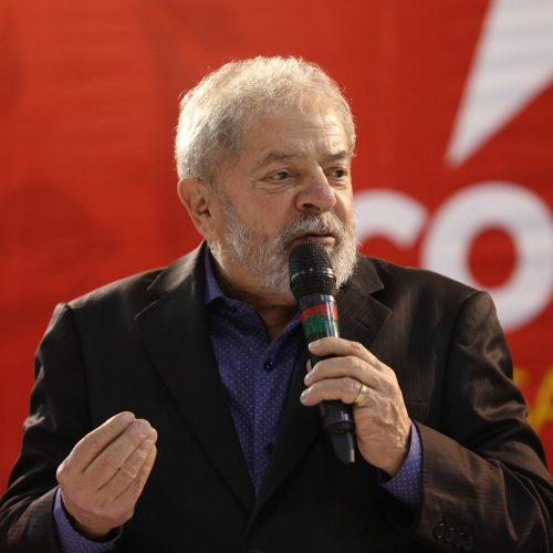 TSE inclui registro de candidatura de Lula na pauta